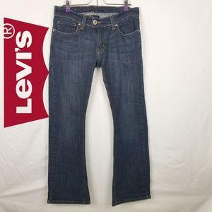 Levi's 542 Tilted Flair 8 MED Jeans